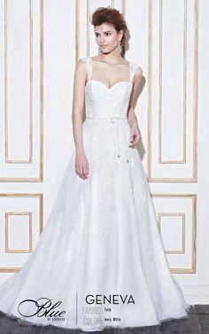 wedding dress (: