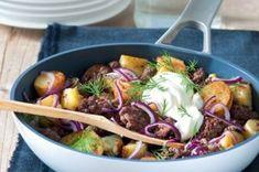 50 nejlepších receptů s mletým masem | Apetitonline.cz Chorizo, Meatloaf, Ground Beef, Potato Salad, Sausage, Grilling, Tacos, Paleo, Pork