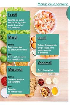 Batch cooking menu d hiver light 100 easy meal prep recipes to enjoy all week long Healthy Snacks To Buy, Easy Healthy Recipes, Lunch Recipes, Smoothie Recipes, Vegetarian Recipes, Vegetarian Sweets, Dessert Recipes, Dinner Recipes, Easy Meal Prep