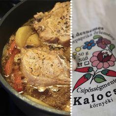 tessas design: Svinaktig enkle ungarske svinekoteletter