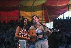 #BobDylan #and #JoanBaez #müzik #music #love