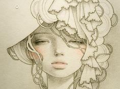 Chibbians: some more Art, by Audrey Kawasaki (: