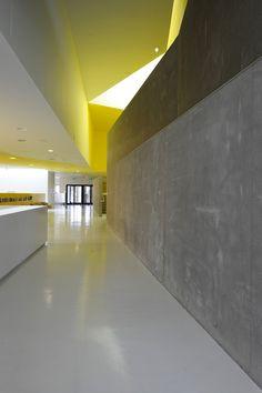 Library, Isbergues | Dominique Coulon & associés; Photo: Guillaume Wittmann, David Romero-Uzeda | Archinect