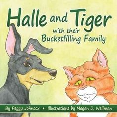 When Tiger comes to live with Halle, Halle must teach the new cat about bucket filling.                                                                                                                                                                                 More
