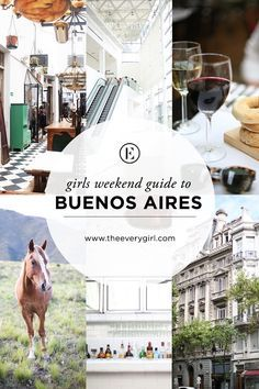 The Everygirl's Weekend City Guide to Buenos Aires, Argentina / travel inspiration Ushuaia, Ecuador, In Patagonia, Argentina Travel, South America Travel, Mendoza, Central America, Weekender, The Places Youll Go
