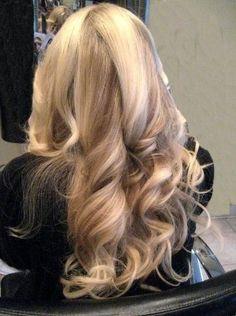 beautiful thick curls!