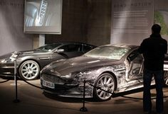 bond cars and vehicles | BOND IN MOTION - A Celebration of Fifty Years of Bond Cars at The ...