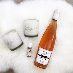 @joanndoan: ready for a relaxing Saturday night c/o @chloewine @goodearthbeauty 🍷🍷