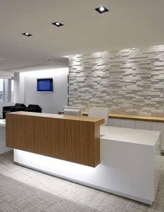 17 Best ideas about Office Reception on Pinterest | Office reception design, Reception design ...