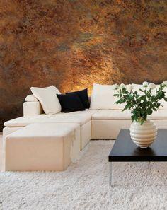 #SanMarco #interior #decorative #painting #corten effect