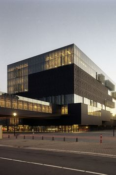 49 Breathtaking Libraries From All Over The World ~ Library at Utrecht University — Utrecht, Netherlands
