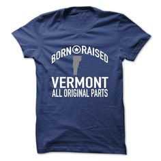 Born and Raised in Vermont