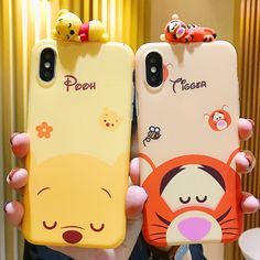 Kawaii winnie and tiger phone case for iphone 6 / / / 7 / / 8 . - Kawaii winnie and tiger phone case for iphone 6 / / / 7 / / 8 / / x / xs / xr / x - Bff Cases, Cute Cases, Cute Phone Cases, Best Friend Cases, Kawaii Phone Case, Iphone Cases Disney, Diy Iphone Case, Iphone Phone Cases, Cool Iphone Cases