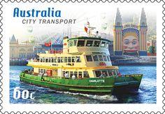 City Transport  #stamps