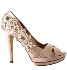 06 Zapatos de madrina rosas en LNMF
