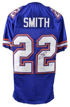 Emmitt Smith Signed Jersey - JSA  SportsMemorabilia  FloridaGators 596f8df91