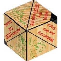 Ștrumful Jucăuș - ținutul online al jucăriilor din lemn Cuba, Gifts, English, Promotional Giveaways, Gross Motor, Learning, Games, Woodworking Toys, Colouring Pencils