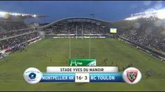 Heineken Cup 2012-2013: Montpellier - Toulon, via YouTube. Beattie scores 4th try and is the man of the match!