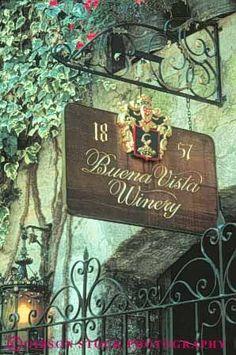 Buena Vista Winery, In Vino Veritas, Wine Tasting Near Me, Sonoma Wineries, Napa Sonoma, Sonoma Valley, Napa Valley, Spirit Drink, Storefront Signs