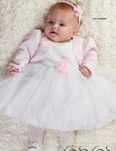 High Quality White Dress Baby Girl