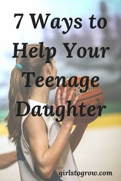 7 Ways to Help Your Teenage Daughter - Girls To Grow - Teenage girl problems . - 7 Ways to Help Your Teenage Daughter – Girls To Grow – Teenage girl problems – I currently h - Raising Daughters, Raising Teenagers, Parenting Teenagers, Teenage Daughters, Parenting Hacks, Parenting Quotes, Bad Parenting, Parenting Styles, Discipline Quotes