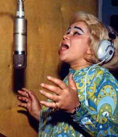 Miss Etta James-You can Leave your Hat on.......