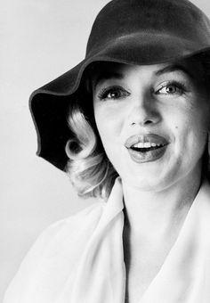Marilyn Monroe in 1958 © Carl Perutz.