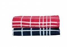 Kitchen towels & ensembles help clean up big messes and spills while adding style to your décor. Other kitchen linens available include pot holders and oven mitts. Coordinating towel sets provide a matching linen collection. Dish cloths and towels are available from top designer brands including.