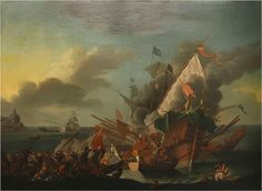 Lepanto is a famous poem by G.K. Chesterton about the Battle of Lepanto. It is a rousing martial ballad which tells of the defeat of the Ottoman fleet of Ali Pasha by the Christian crusader, Don Juan of Austra. Free audio recording of this poem by G.K. Chesterton.