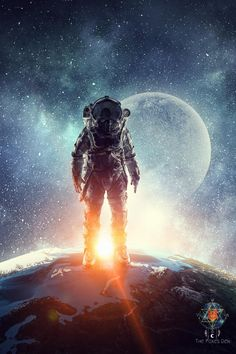Universal Traveler in Space