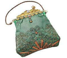 Egyptian Odalisque Bag - 1927 - by Van Cleef & Arpel, Paris