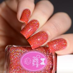 Cupcake Polish Candy Land Collection – Lord Licorice