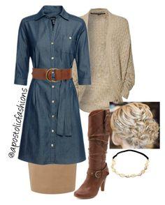 """Apostolic Fashions #773"" by apostolicfashions on Polyvore"