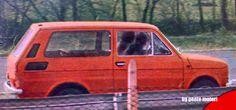 OG |Fiat 126 Station Wagon | Prototype