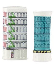 kate spade new york Dinnerware, About Town Building Salt and Pepper Shakers