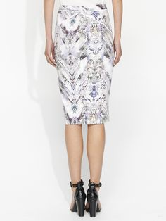 Image for Reptile Paisley Skirt from Portmans