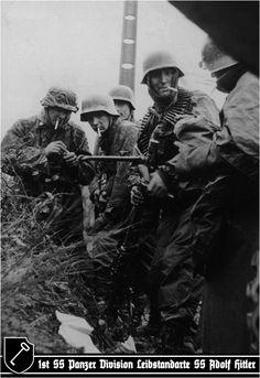 Kampfgruppe Hansen Poteau 18 Dec 1944 Battle of the Bulge