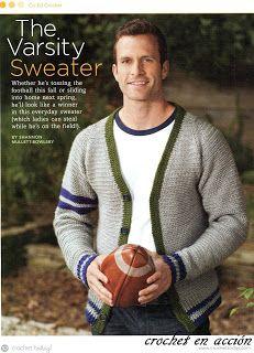 Crochet En Acción: Sweater y Pullover