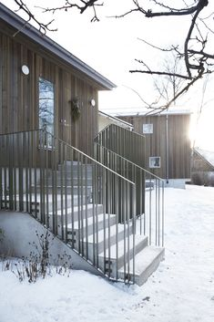 A House for Children,Stockholm, Sweden / GRAD arkitekter