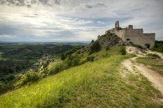 Čachtice castle