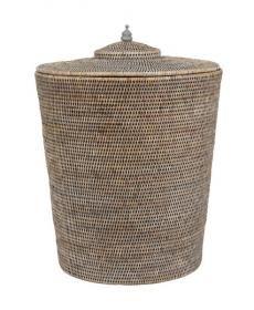 materia cesto trenzado en paja de arroz fabricaci n artesanal dimensiones 40 x al 43 cm. Black Bedroom Furniture Sets. Home Design Ideas