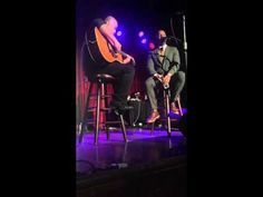 """Dear Theodosia"" from ""Hamilton""- Leslie Odom, Jr. LIVE at The Bell House - YouTube"
