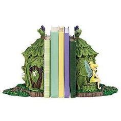 Disney Set of 2 Tink Fairies Bookends Tinker Bell Tinkerbell Office Book Ends by Disney, http://www.amazon.com/dp/B0010X6AG4/ref=cm_sw_r_pi_dp_AsaQpb02CS10F
