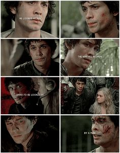 Bellarke || Bellamy Blake and Clarke Griffin || The 100 || Bob Morley and Eliza Jane Taylor