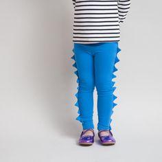 Dino leggings for kids!
