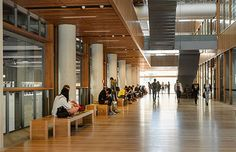 HASSELL | Projects - Advanced Engineering Building