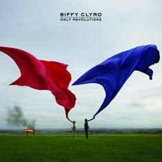 Biffy Clyro - Only Revolutions  ---  The album I most listened to.