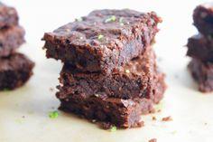 Chocolate Lime Brownies