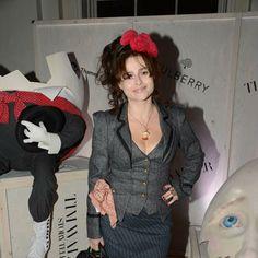 Helena Bonham Carter: Bloß kein Stylist   GALA.DE