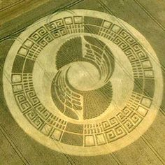 most recent crop circles 2011 1